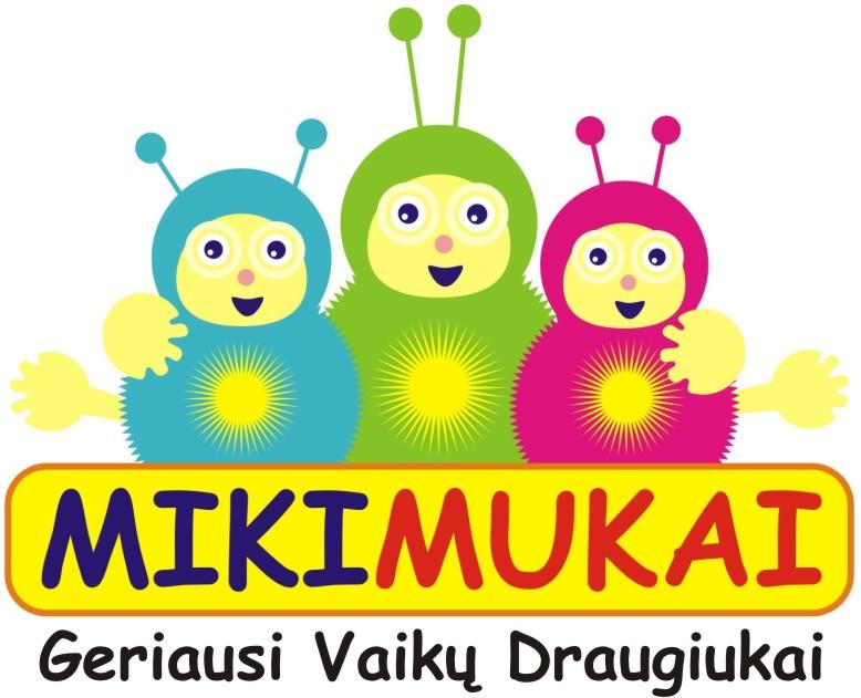 Mikimukai - geriausi vaikų draugiukai