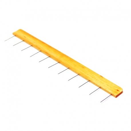 Ebru meno šukos - 5 cm tarpai