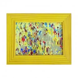 "Ebru paveikslas ""Saulėta"""