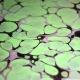 Ebru gamtiniai marmuravimo dažai - žalia