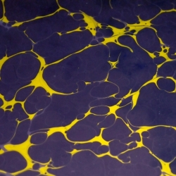 Ebru gamtiniai marmuravimo dažai - indigo
