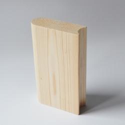 Medinė knyga dekoravimui