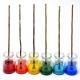 Ebru dažų rinkinys - 12 spalvų